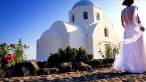 Santorini Destination wedding - Destination Weddings in Greece
