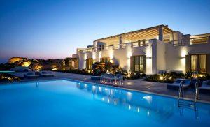 Mykonos villa with pool - Greek Island Luxury Villa Rentals