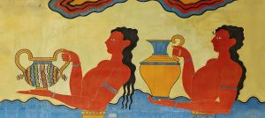 Minoan Fresco - Luxury Vacations & Honeymoons
