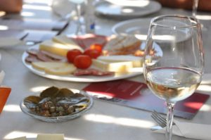 wine & cheese tasting - Best Greece Food & Wine Tours