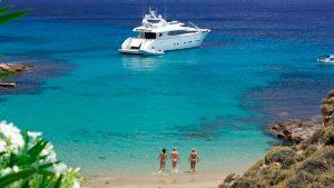 Best Greek Island Beach - Luxury Vacations & Honeymoons