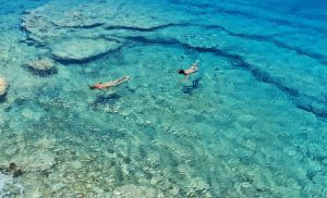 Snorkeling in the Aegean Sea - Luxury Vacations & Honeymoons