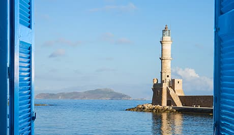 Chania Crete luxury vacation