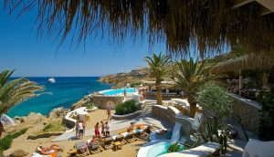 Mykonos island beach club - Luxury Vacations & Honeymoons