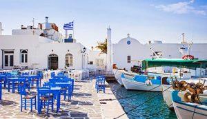 Paros fish taverns - Luxury Vacations & Honeymoons