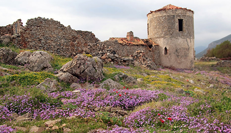 Peloponnese Mani luxury vacation