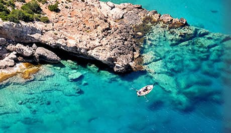 Peloponnese beautiful water