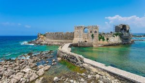 Peloponnese fortress - Luxury Vacations & Honeymoons