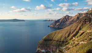 Santorini best vacation - Luxury Vacations & Honeymoons