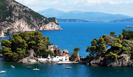 Epirus coastline - Northern Greece Luxury Vacations and Honeymoons