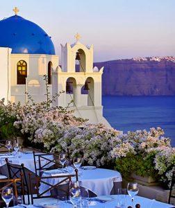 Santorini fine dining - Best Greece Food & Wine Tours
