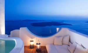 Santorini Villa View - Greek Island Luxury Villa Rentals
