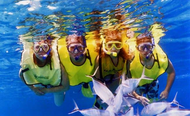 greece mediterranean yacht charter snorkeling