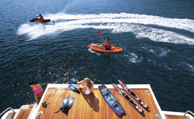 Greek Private Yacht Charters