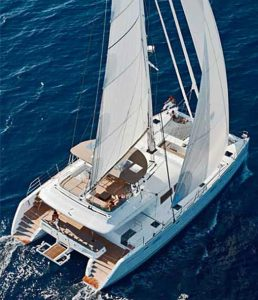 Catamaran for Family Vacation - Luxury Catamaran Charters