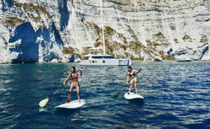 Greek Island Water Sports - Luxury Catamaran Charters
