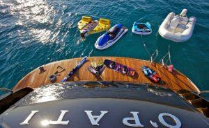 Greece & Mediterranean Luxury Motor Yacht Charters