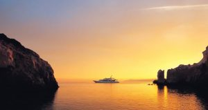 Sunset on the Aegean - Luxury Motor Yacht Charters
