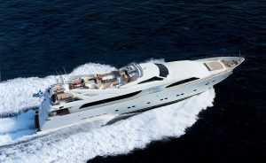 Luxury Motor Yacht Charters in Greece & the Mediterranean