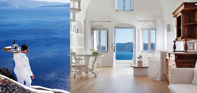 Greece's Top Luxury Vacation Spots