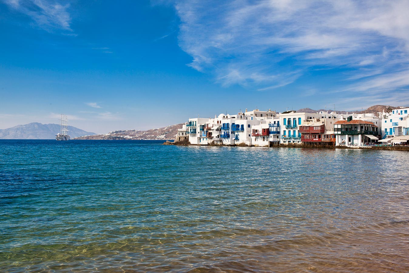 Little Venice - Mykonos Luxury Vacations and Honeymoons